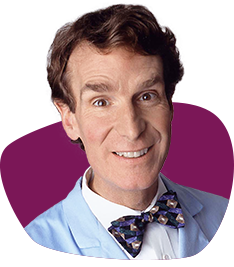 Bill nye the science guy png. Learning solutions conference expo