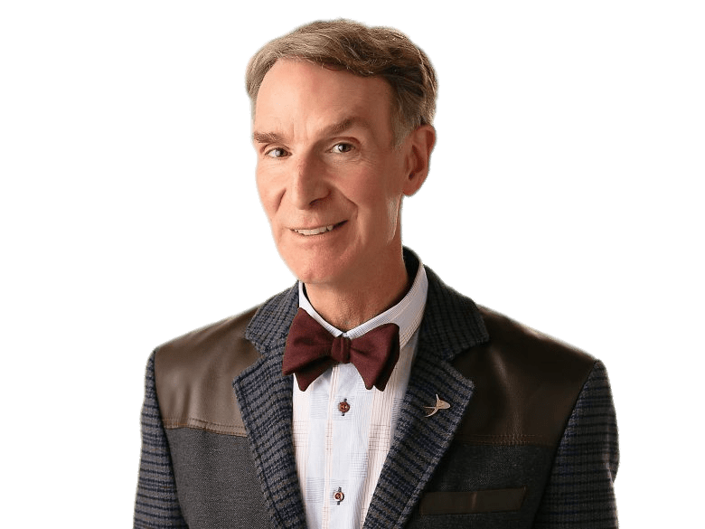 Bill nye the science guy png. Transparent stickpng