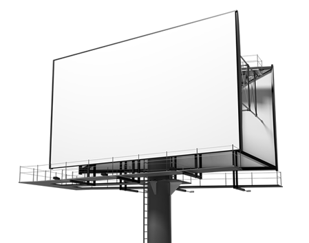 Billboard sign png. Signs lighting philadelphia id