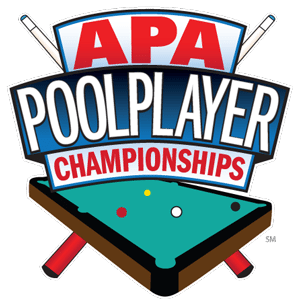 American pool logo png. World s largest amateur