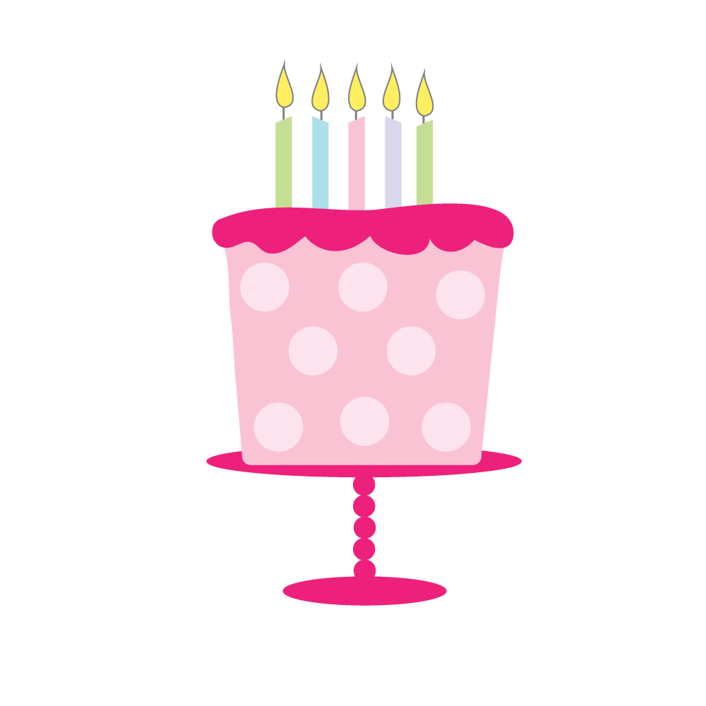 Bing clipart birthday cake. Clip art of an