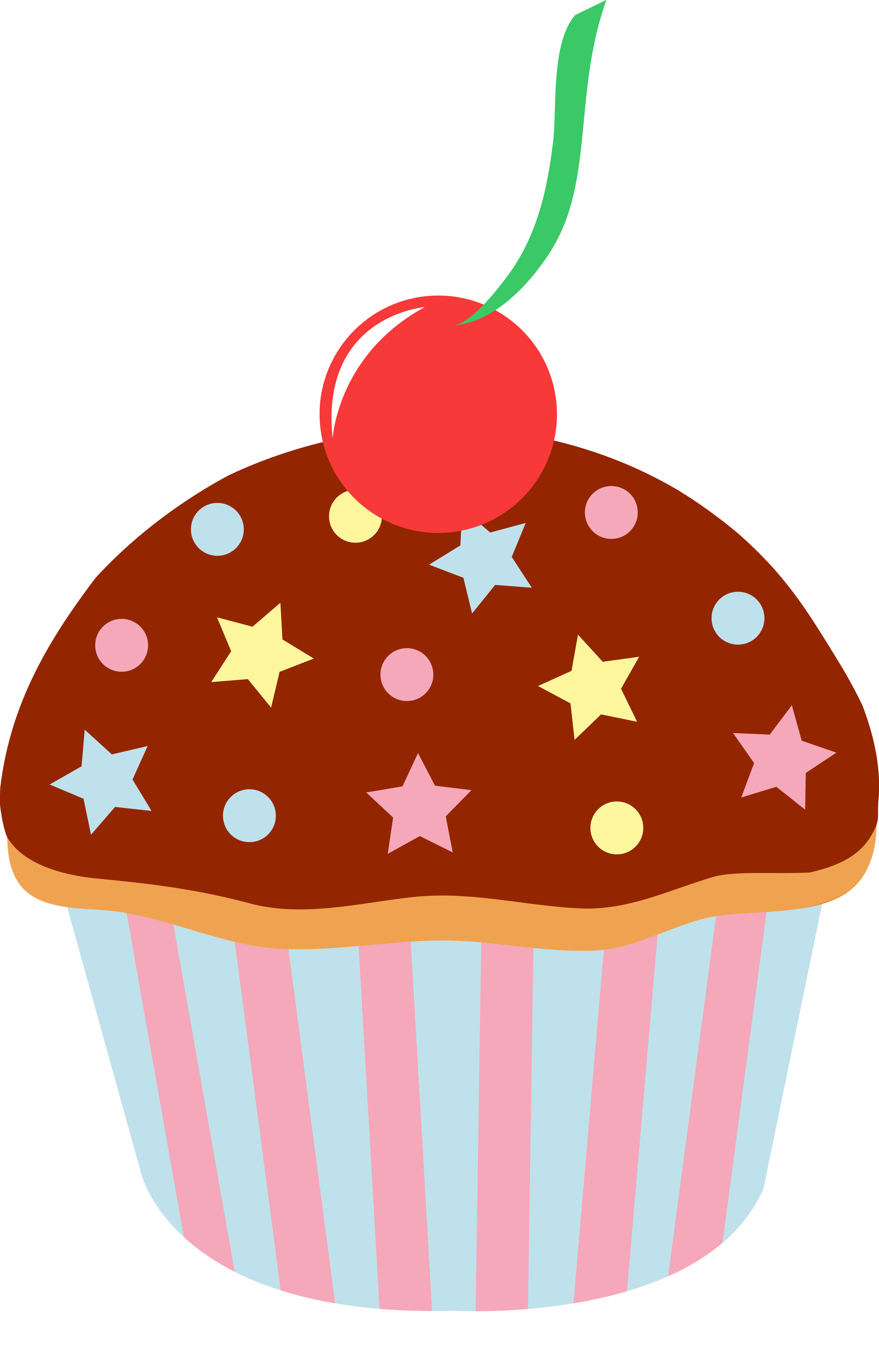 Bing clipart cupcake. Come prepared to face