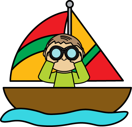 Sailboat clipart water transportation. Free binoculars cliparts download