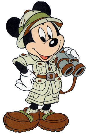 Safari clipart mickey mouse. Best i spy images