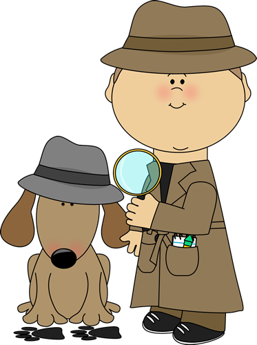 Binoculars clipart detective. Clip art images and