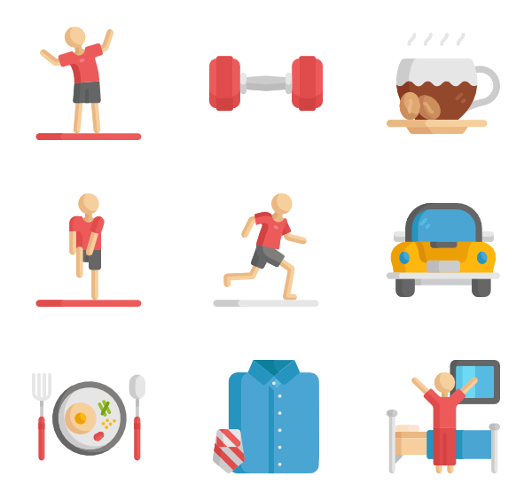Waking clipart too late. Muscles jpg mechanical