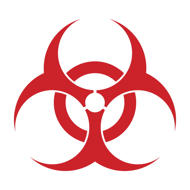 Download free png image. Biohazard transparent text jpg transparent stock