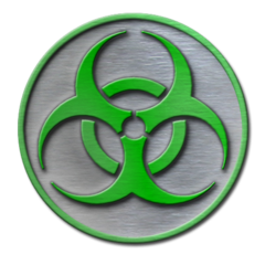 Biohazard transparent bubonic plague. User blog the ever