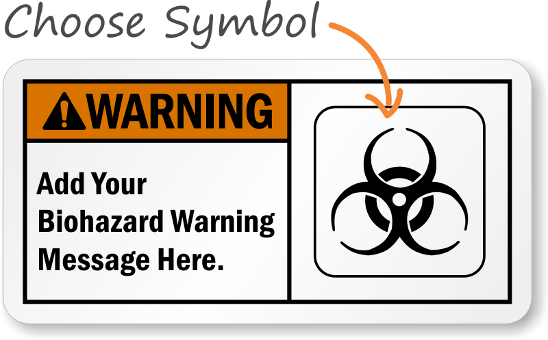 Custom stickers zoom. Biohazard transparent caution image transparent download