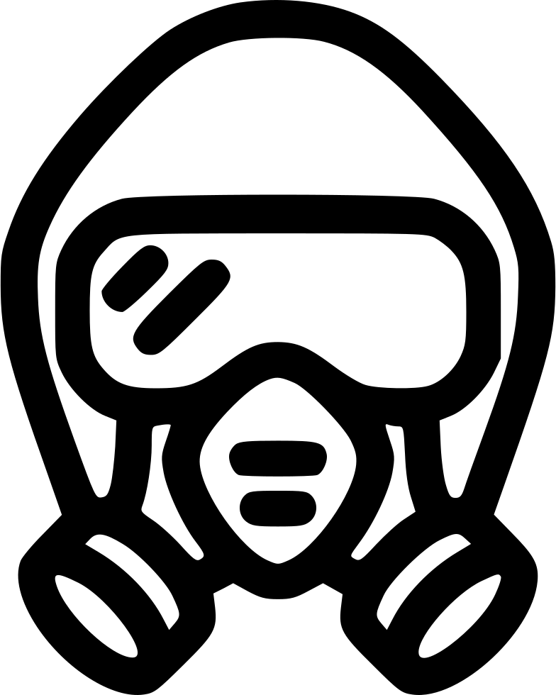 Biohazard transparent drawing. Suit svg png icon