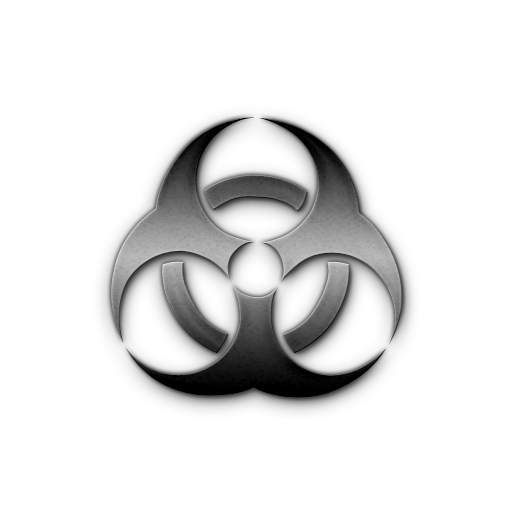 Symbol png images all. Biohazard transparent infected vector transparent