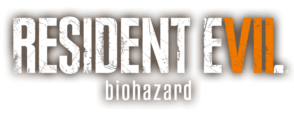 Biohazard transparent text. Official launch trailer for