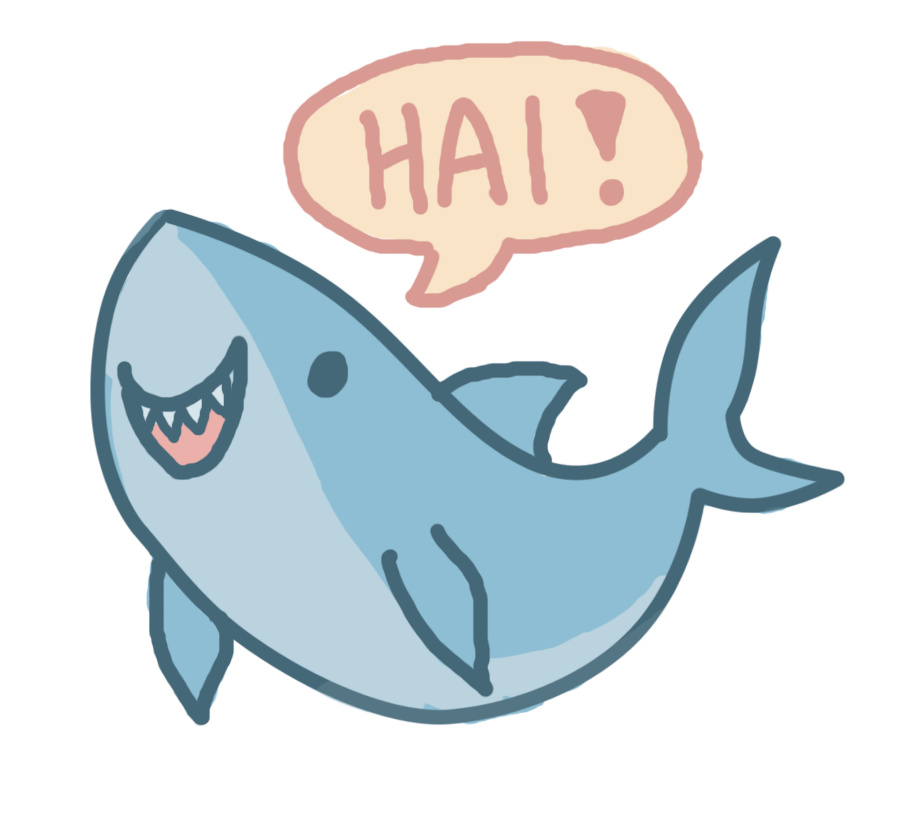 Arts drawing cute. Shark at getdrawings com