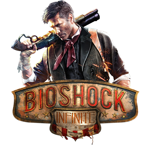 Bioshock infinite png. Icon x by youknowwho