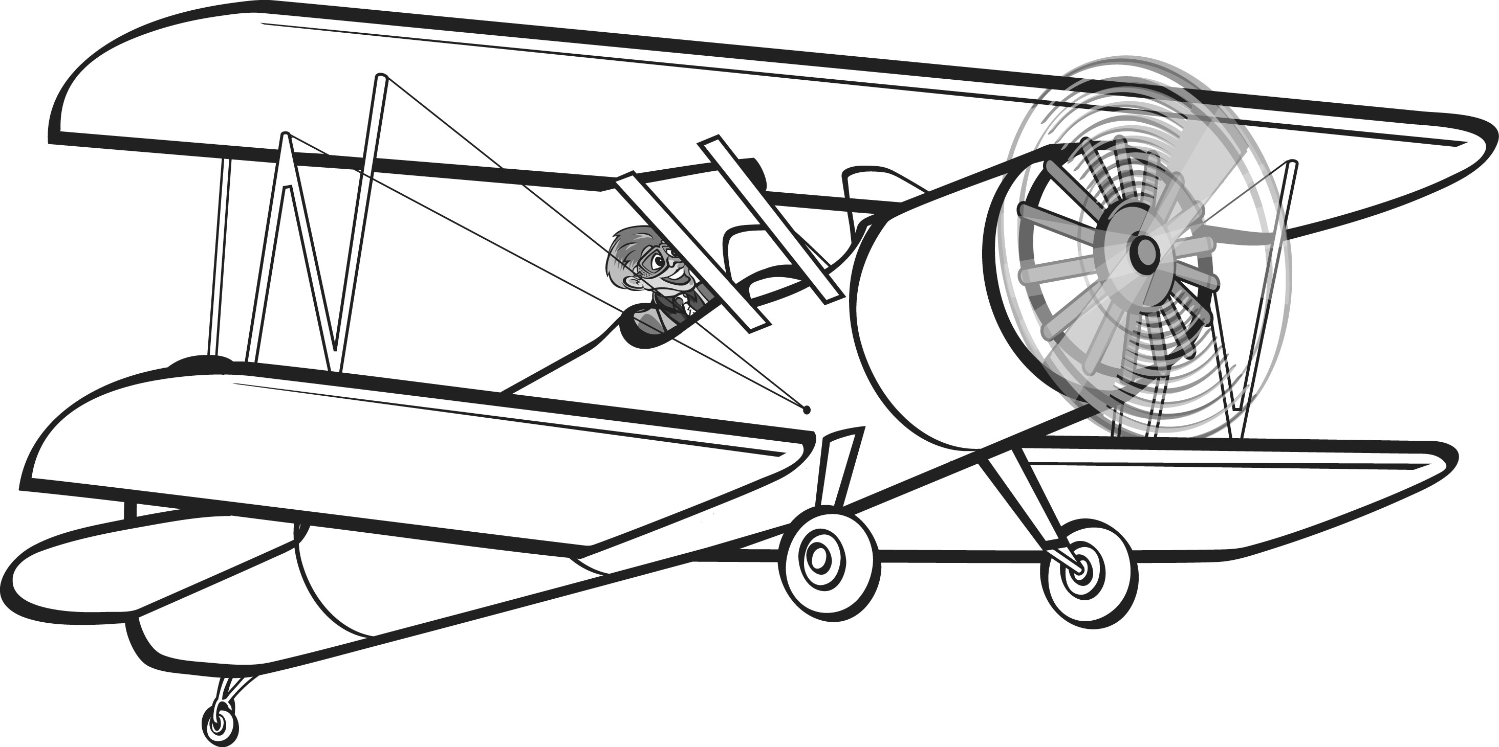 Biplane clipart old fashioned. Image of red baron