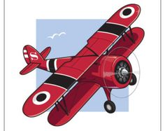 Biplane clipart old fashioned. Professional airplane airlplane vectors