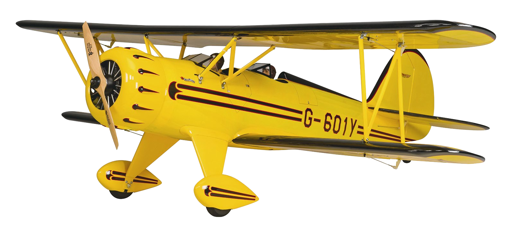 Biplane clipart yellow airplane. Free download clip art