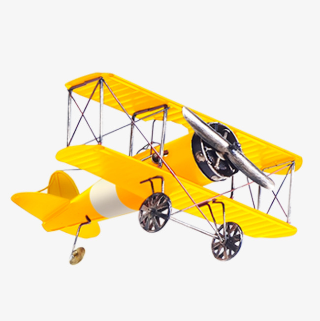 Biplane clipart yellow airplane. Small plane aircraft technology