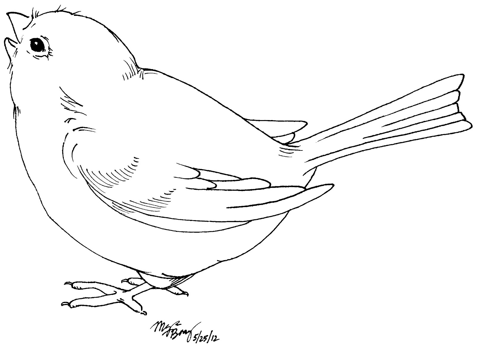 Bird clip art black and white. Clipart of birds on