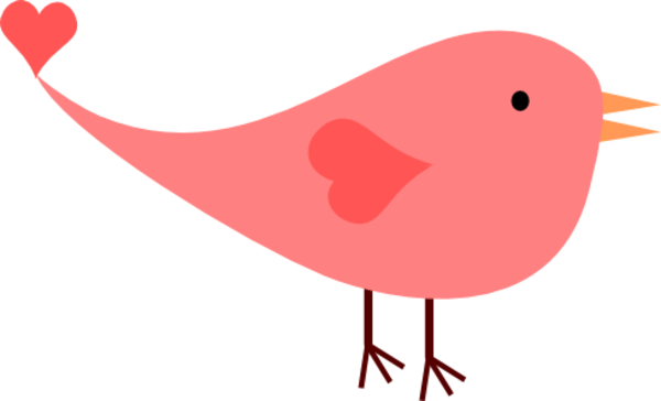 Bird clip art cute. Free clipart download on