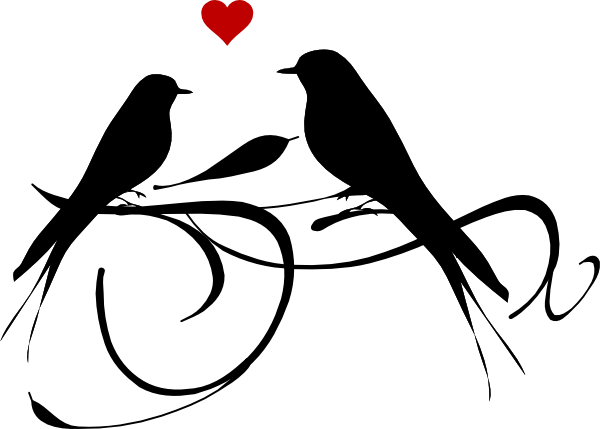Dove clipart love dove. Birds clip art at