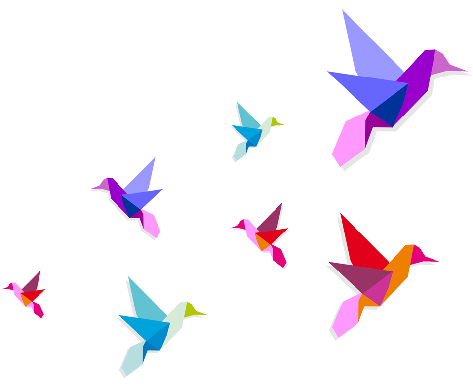 Bird gif png. Birds flying silhouette at