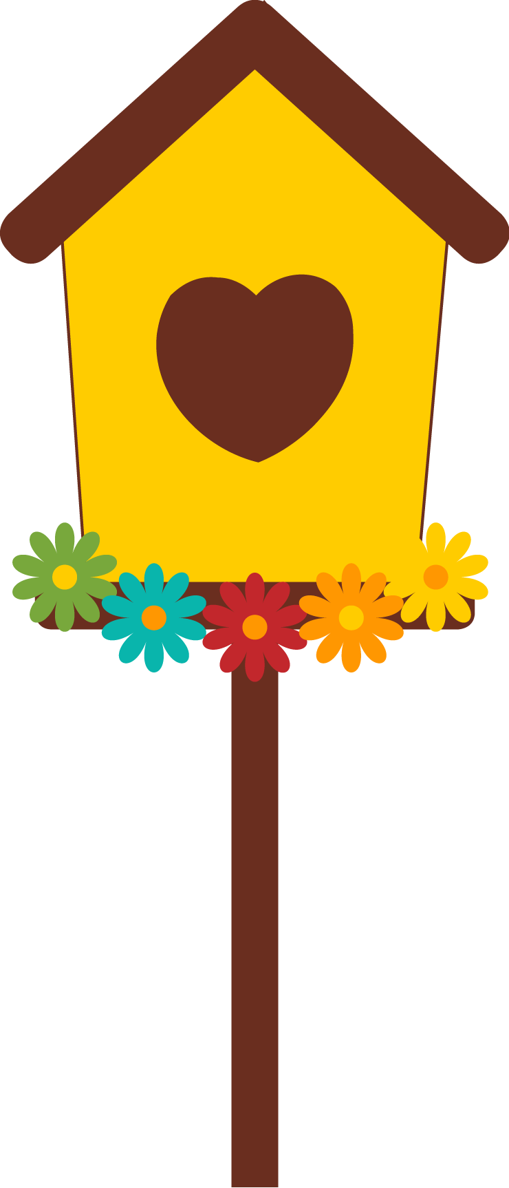 birdhouse clipart jittery