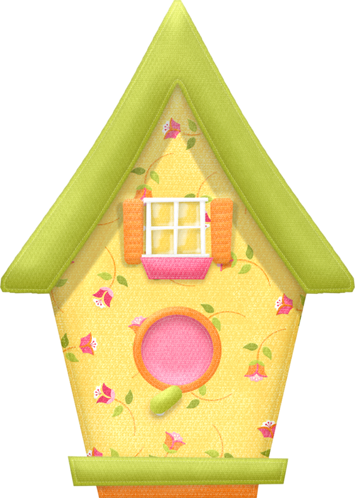 Birdhouse clipart home garden. Birds pinterest bird