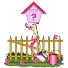 Birdhouse clipart home garden. Best printable birdhouses