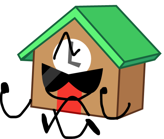 Birdhouse clipart house post. Yet another game show