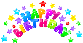 Birthday background png. Happy design elements free