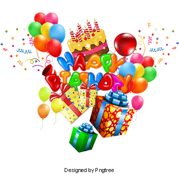 Happy birthday background png. Images vectors and psd