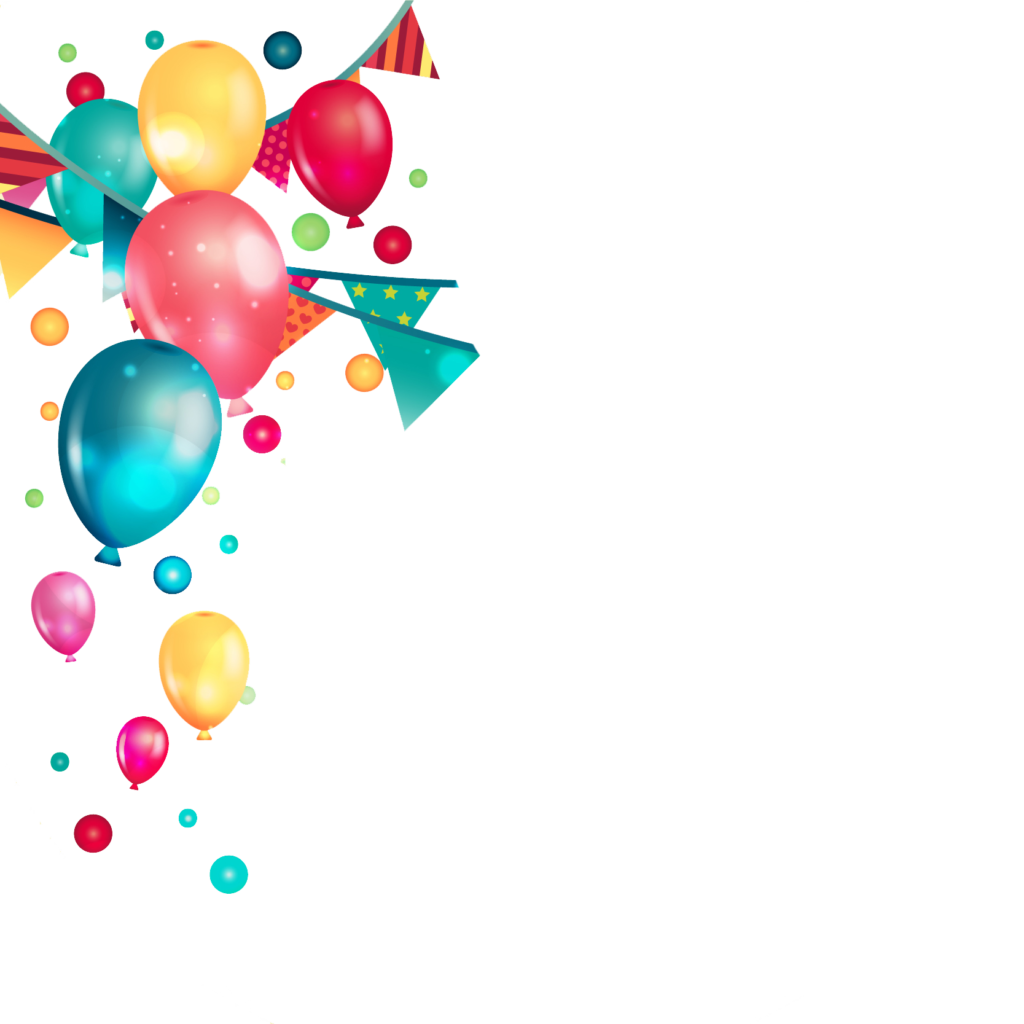 Birthday balloons png. Party peoplepng com