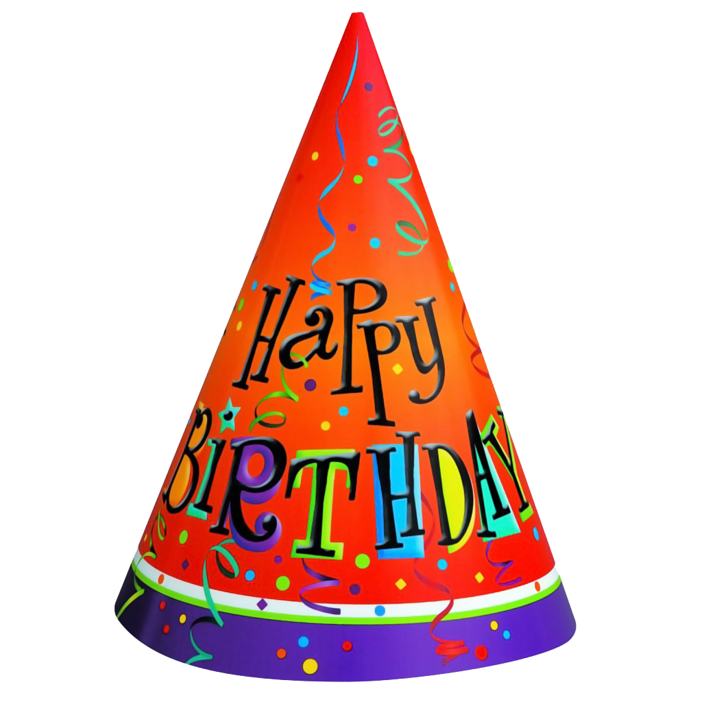Birthday boy hat png. Transparent images all clipart