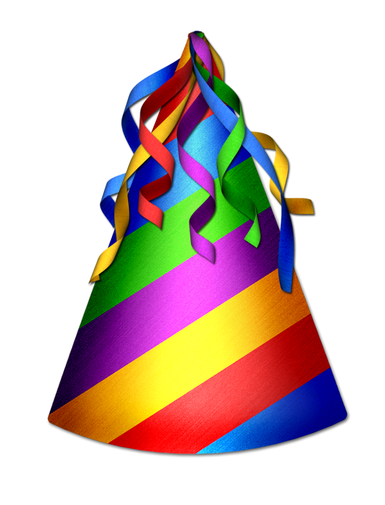 New years party hat png. Birthday transparent pictures free