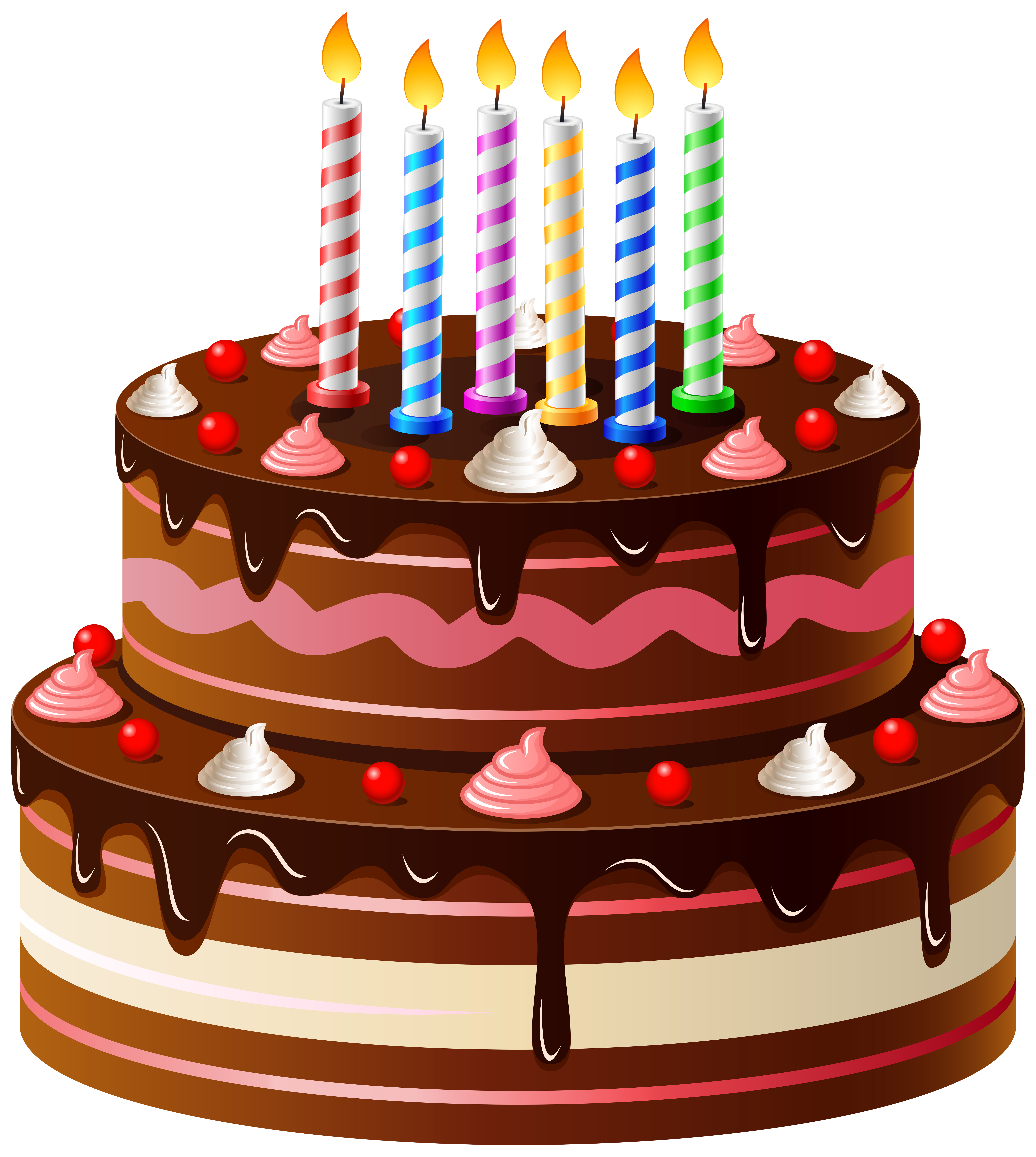 Cake Clip Art Gallery Birthday Cakes For Women Png View Full Size