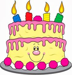 Birthday cake clipart. Th