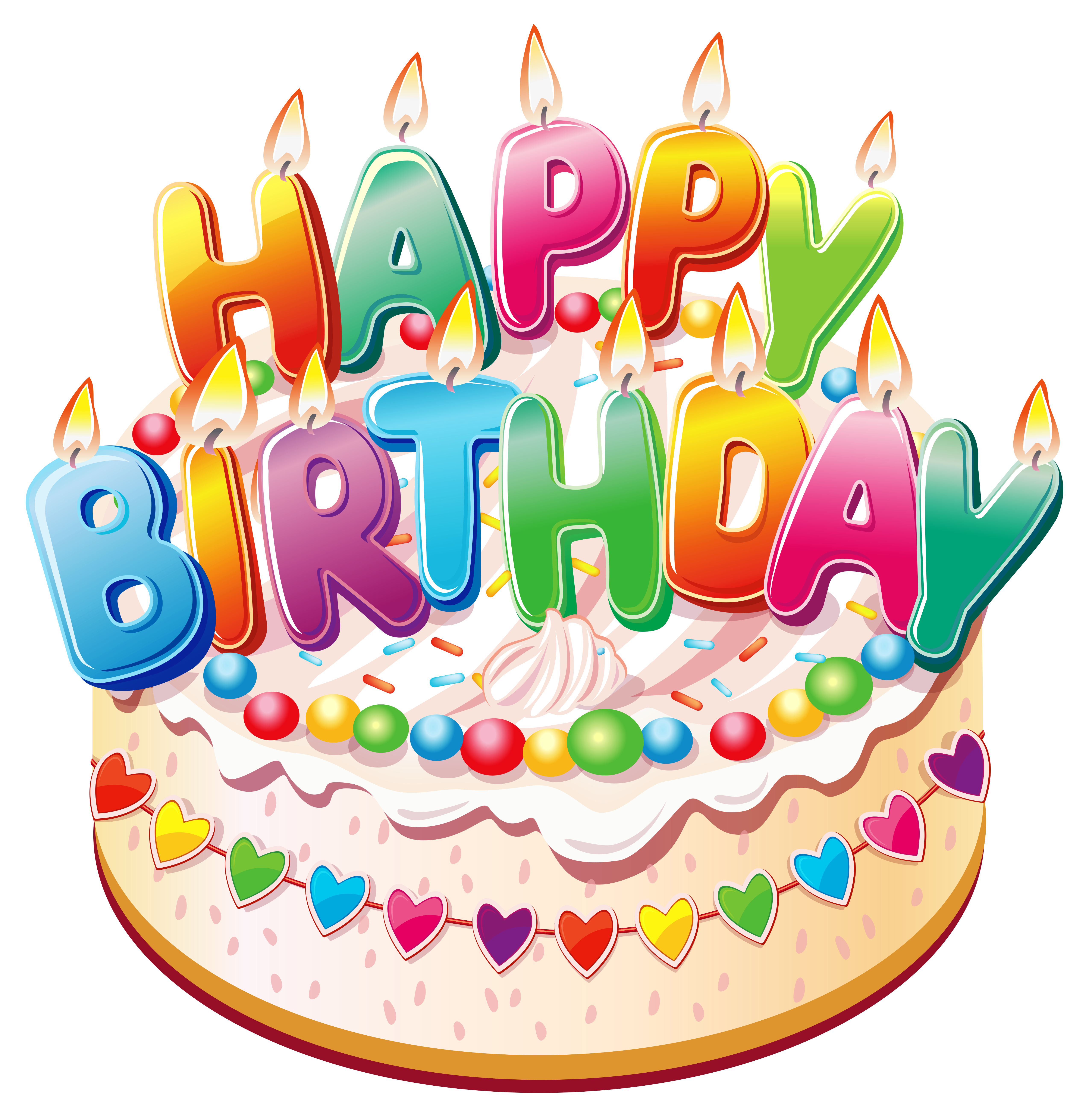 Birthday cake clipart png. Funny