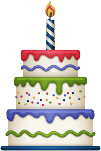 Cute cake gallery free. Present clipart birthday stuff clipart black and white library