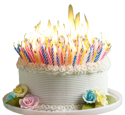 Birthday cake with candles png. Okay i m a