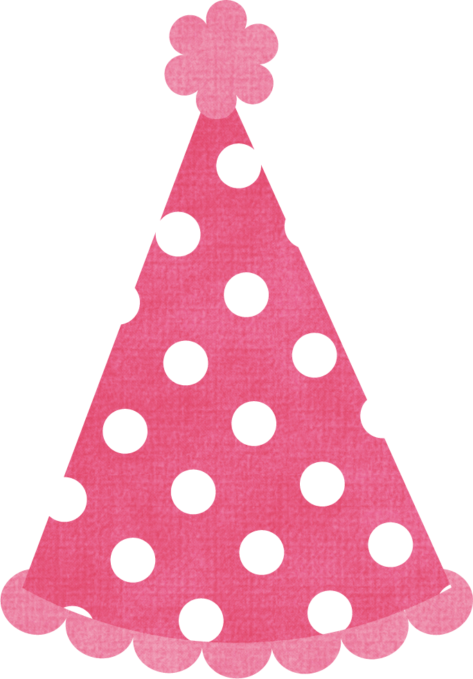 Birthday clipart hat. Kmill partybow png pinterest