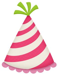 Birthday clipart hat. Celebrate party pinterest