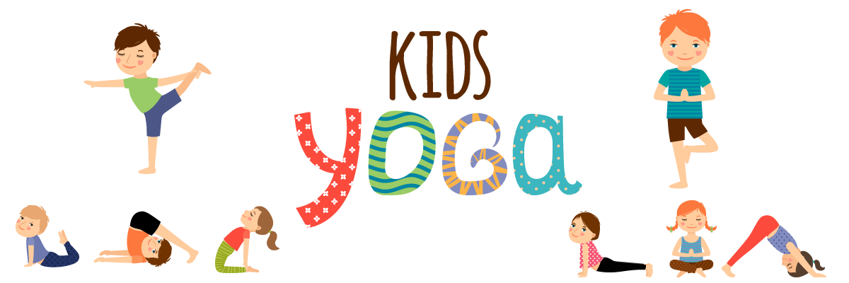 yoga transparent kid