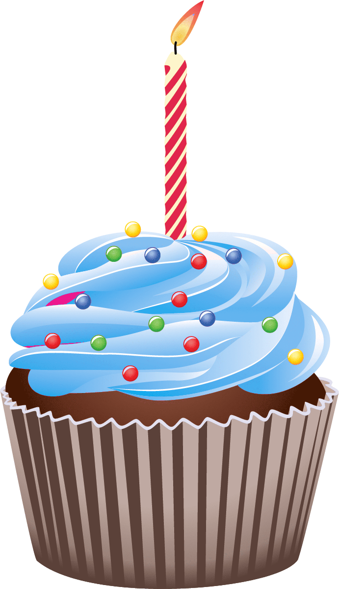 Birthday cup cake png. Drawing clip art cliparts