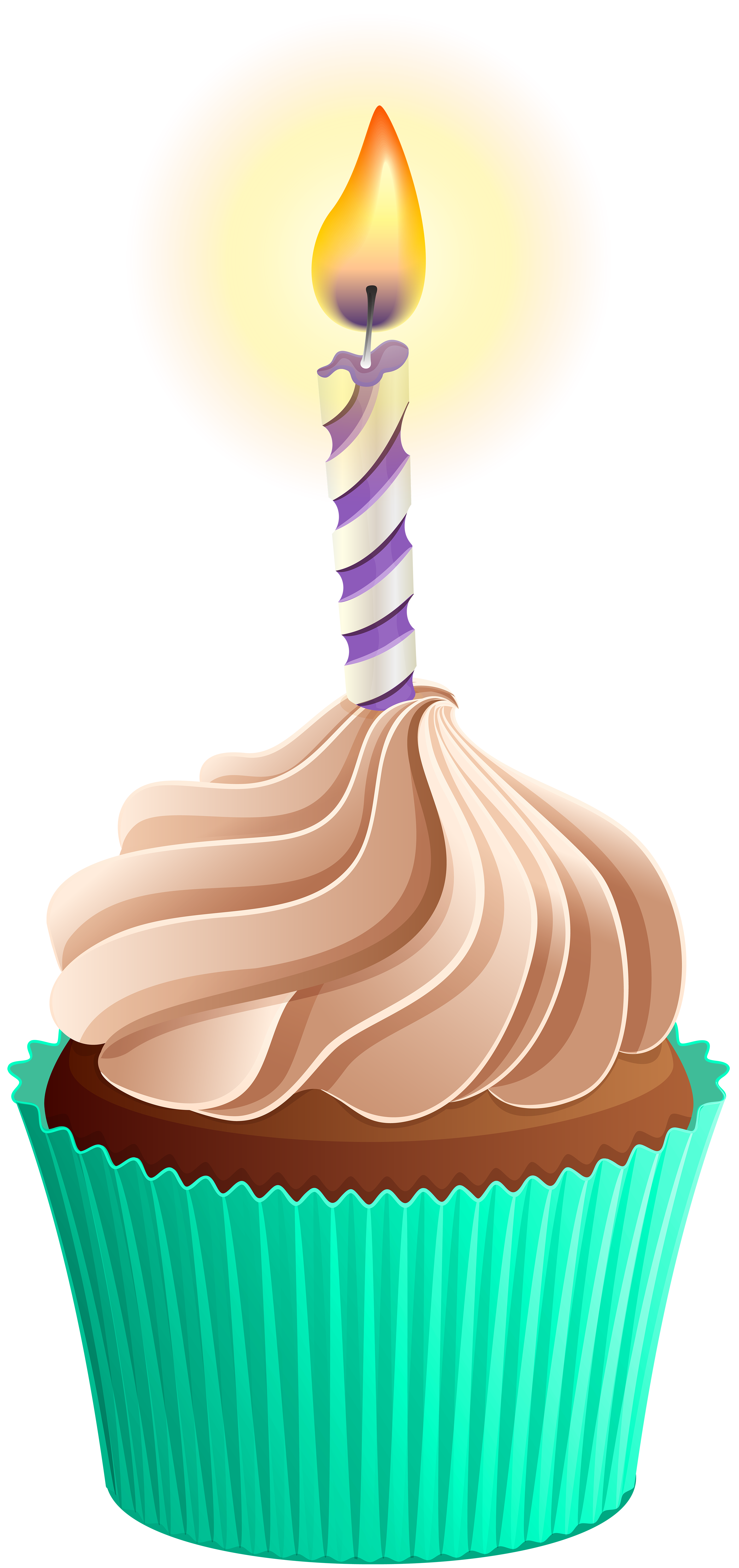 Birthday cupcake png. Clip art image gallery