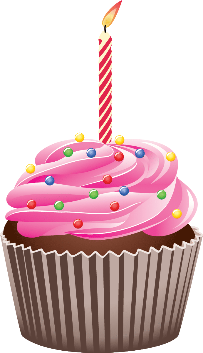 Birthday cupcake png. Images of myspace baby
