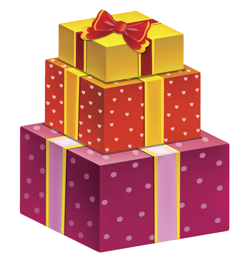 Birthday gift png. Box transparent image pngpix