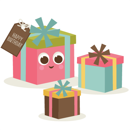 Pictures free gift icons. Gifts clipart birthday present picture