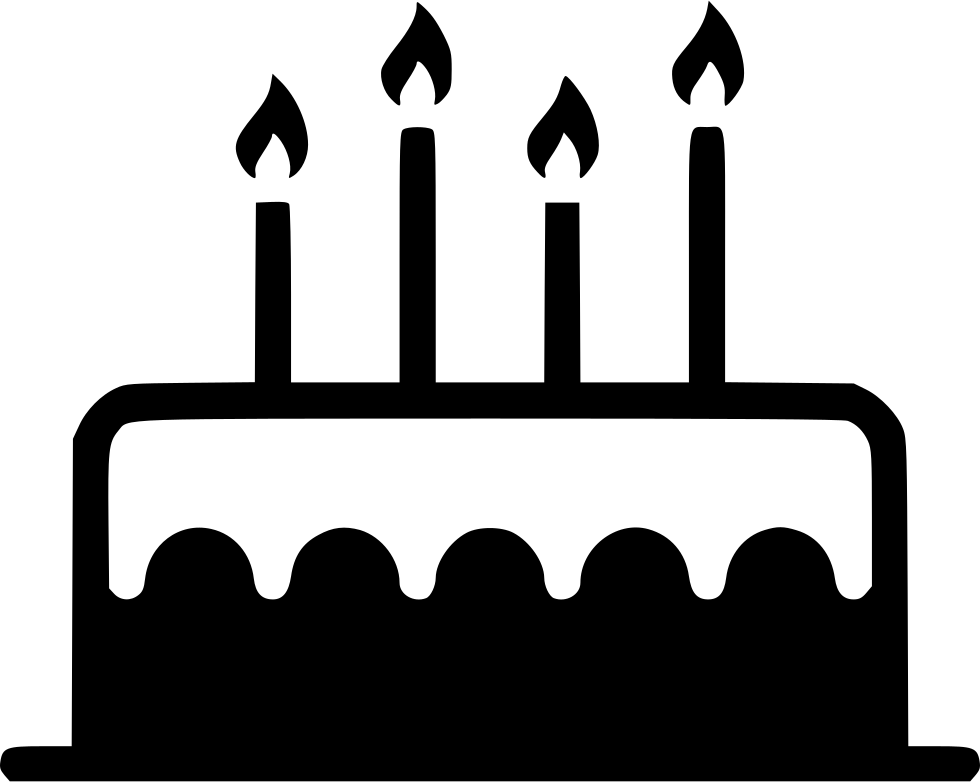 Birthday icons png. Cake candle sweet dessert