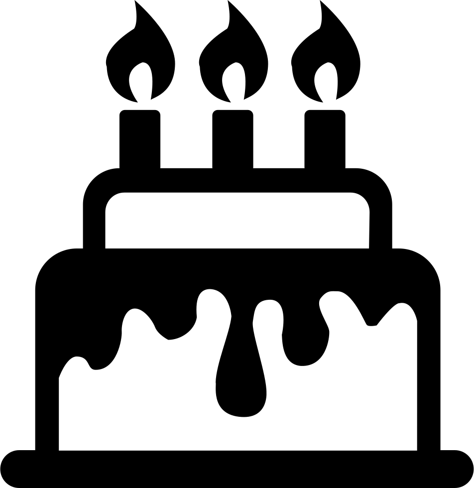 Birthday icons png. Svg icon free download